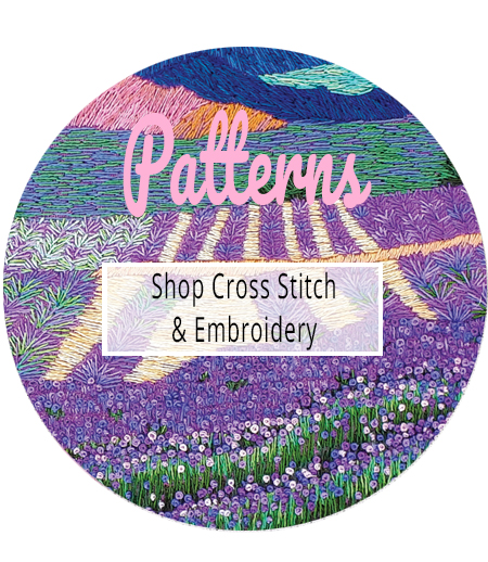 Patterns Cross Stitch Embroidery Category Itchy Stitchy