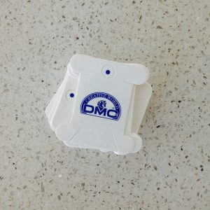 DMC Paper Floss Cards